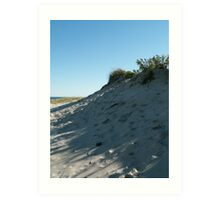 Dune Shadow #1 Art Print