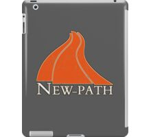 New Path Logo from A Scanner Darkly iPad Case/Skin