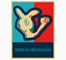 REBELLIS LEPUSCULUS Unisex T-Shirt