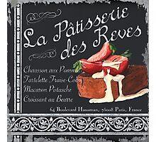 La Patisserie des Reves Photographic Print