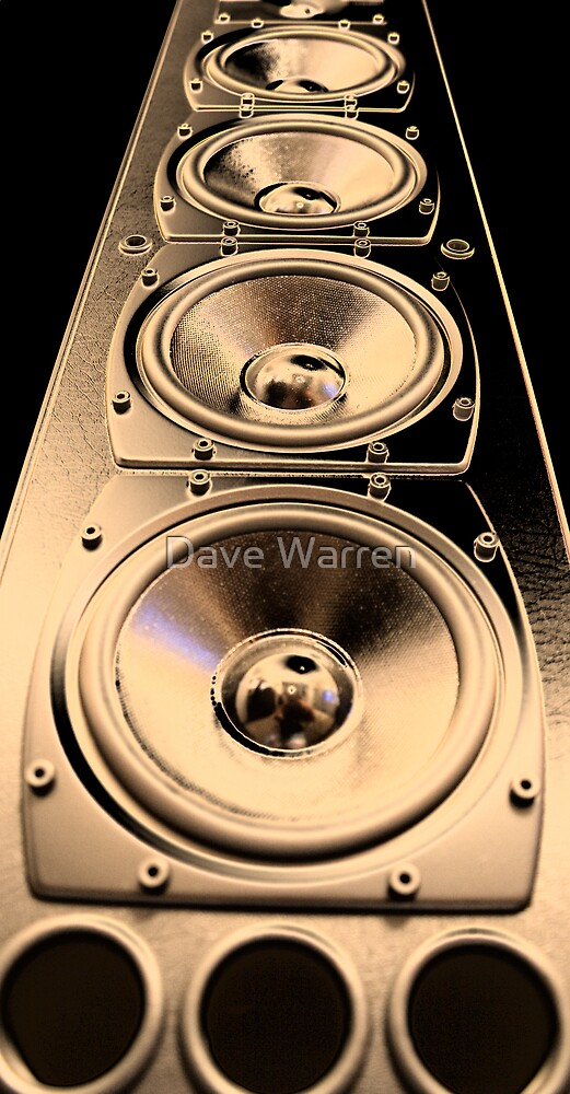 Wired for sound by Dave Warren