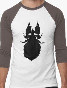 Phyllium Leaf stick insect  Men's Baseball ¾ T-Shirt