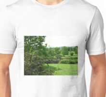 Hilltop Garden - View from Clover Hill Unisex T-Shirt