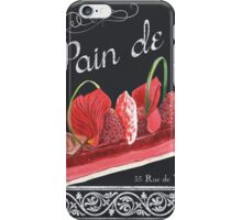 Pan de Sucre iPhone Case/Skin