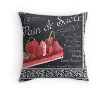 Pan de Sucre Throw Pillow