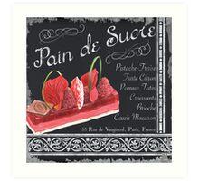 Pan de Sucre Art Print
