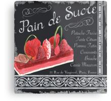 Pan de Sucre Metal Print