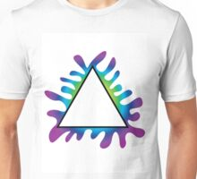 Triangle Splat Unisex T-Shirt