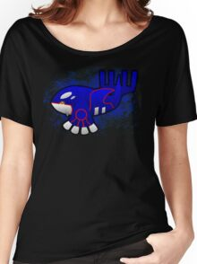 Kyogre Women's Relaxed Fit T-Shirt