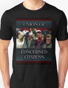 League of Concerned Citizens Unisex T-Shirt