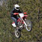 Motorcycle Jumping! by KansasA
