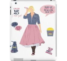 Rose Tyler iPad Case/Skin