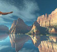 Mirror Lake by PatGoltz