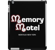 Memory Motel iPad Case/Skin