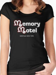 Memory Motel Women's Fitted Scoop T-Shirt