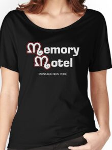 Memory Motel Women's Relaxed Fit T-Shirt