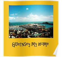 Guernsey my home (four) Poster