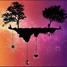 Island in the Sky by Devon Mallison