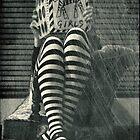 Zebra book for girls by Janine Matheson