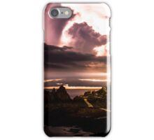 Corbiere Storm by Alan Pryor iPhone Case/Skin