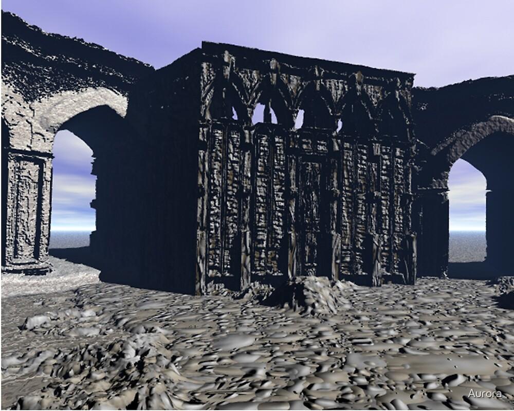 Ancient ruins 1 by Aurora