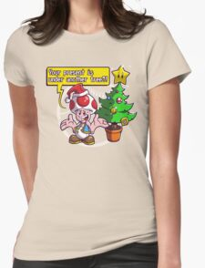 Under Another Tree Womens Fitted T-Shirt