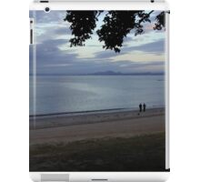 Evening Stroll iPad Case/Skin
