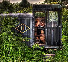Train Number 11 by Mike  Savad