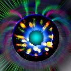 Interstellar travel through the minds eye by Aurora