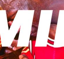 MJ Rings / Smile Design 2014 Sticker