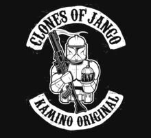 Clones of Jango Kids Clothes