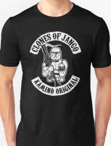 Clones of Jango Unisex T-Shirt