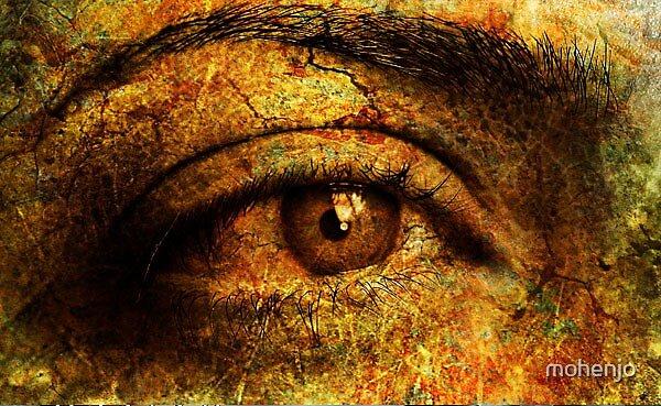 eye by mohenjo