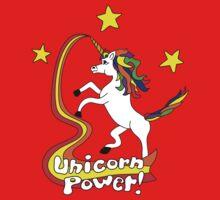 Unicorn Power! Kids Clothes