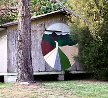 Painted House by Sam Hanie
