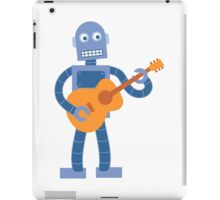 Guitar Robot iPad Case/Skin