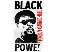 Stokely Carmichael-Black Power Poster