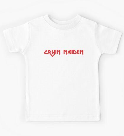 Cryin Maiden Kids Tee