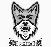 Schnauzer Sports Kids Clothes