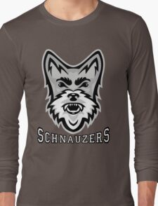 Schnauzer Sports Long Sleeve T-Shirt