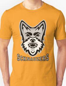 Schnauzer Sports Unisex T-Shirt