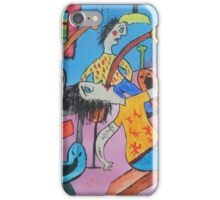 The Musician's Party iPhone Case/Skin