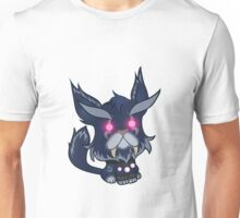 Kitty is for Feral: Black Cat. Unisex T-Shirt