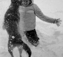 Snow Day Fun by Ashley West