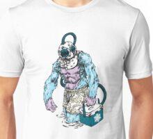 Beached Yeti! Unisex T-Shirt