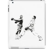 Muhammad Ali vs Joe Frazier - Rumble in the Jungle - Boxing Legends iPad Case/Skin