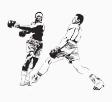 Muhammad Ali vs Joe Frazier - Rumble in the Jungle - Boxing Legends by Kelmo