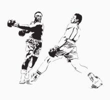 Muhammad Ali vs Joe Frazier - Rumble in the Jungle - Boxing Legends by Kelmo