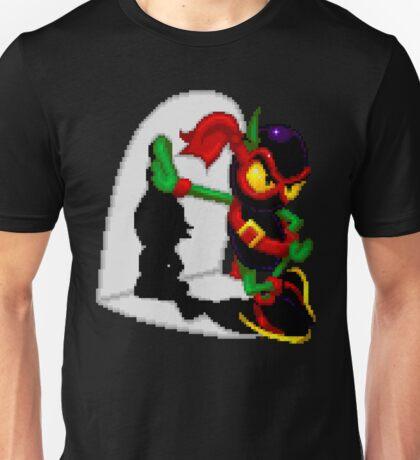 Zool Pixel Art Unisex T-Shirt