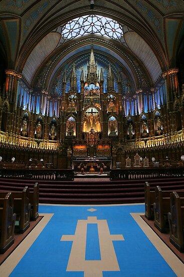 Notre Dame by billyboy